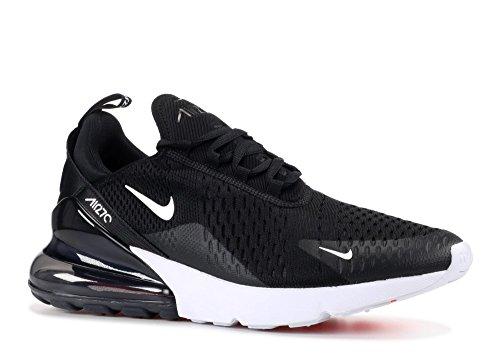 NIKE Air Max 270 Mens Casual Shoes Black/Anthracite/White ah8050-002