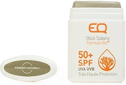 EQ EVOA Sun Stick FPS 50+ Kaki - Alta protección solar en deportes ...