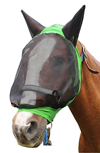 Bug Eye Fly Masks Horses - 9