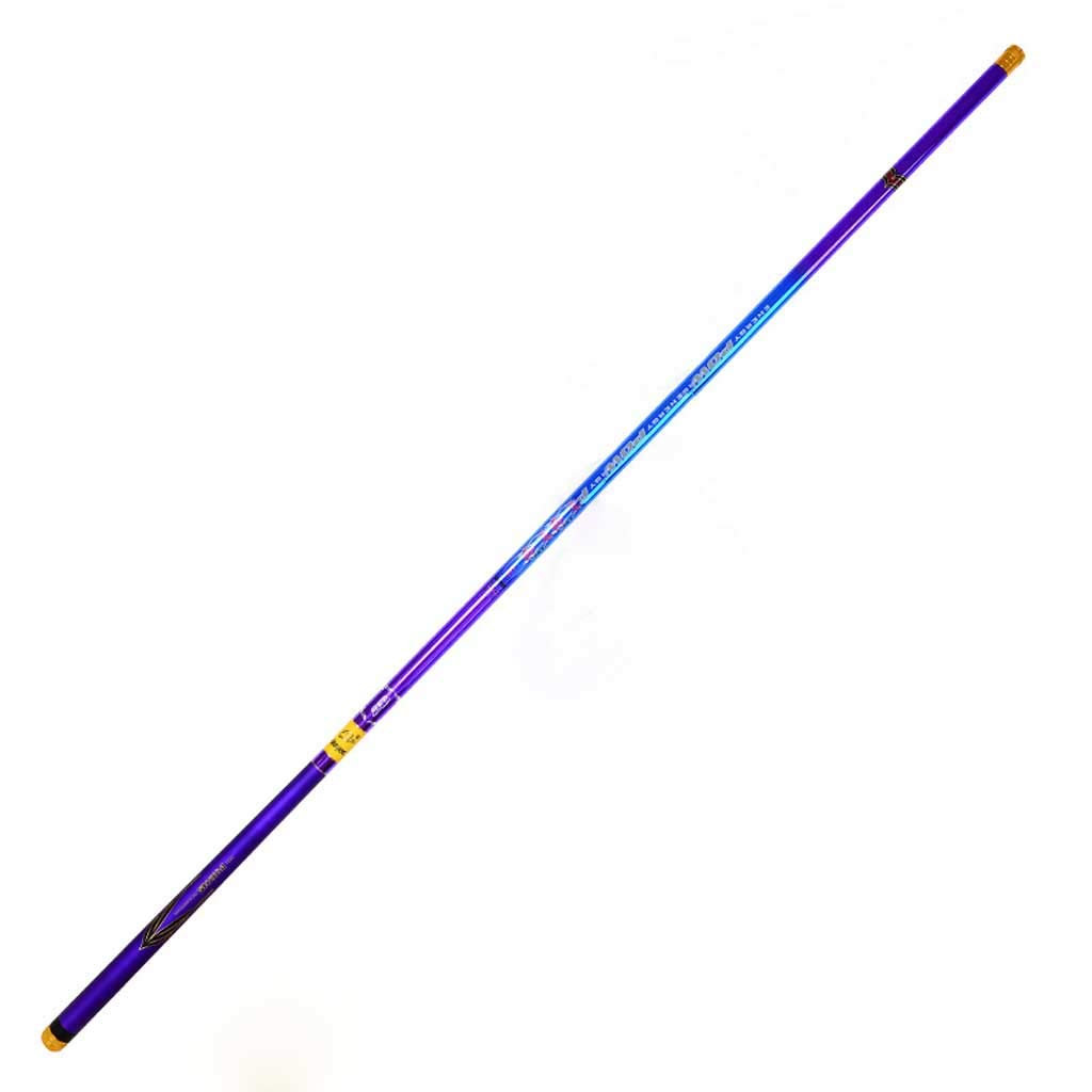 YTS 電気めっき釣り竿 3.6m) YTS スーパーハード釣り竿釣り用ギア (サイズ : 3.6m) : B07GV9FBS2, JUNCTION PRODUCE 公式:19d6a825 --- ferraridentalclinic.com.lb