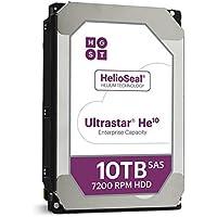 HGST Ultrastar 5-Pack He10 HUH721010AL5200 0F27352 10 TB SAS 3.5 OEM Internal Hard Drive