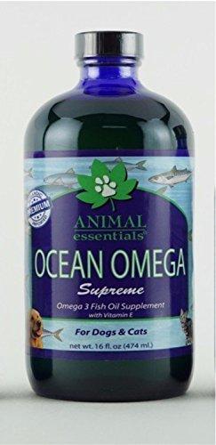 Animal Essentials Fish Oil - 0ANIV Animal Essentials Ocean Omega Supreme Fish Oil Supplement (16 Ounce)
