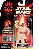 Star Wars Qui-Gon Jinn Jedi Master w/Lightsaber and Comlink 84107