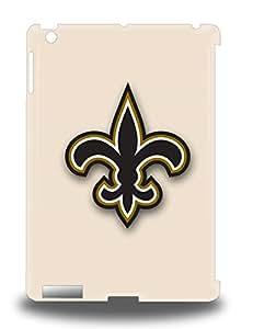 Hot New NFL New Orleans Saints Logo 3D PC Case Cover For Ipad Air With Perfect Design ( Custom Picture iPhone 6, iPhone 6 PLUS, iPhone 5, iPhone 5S, iPhone 5C, iPhone 4, iPhone 4S,Galaxy S6,Galaxy S5,Galaxy S4,Galaxy S3,Note 3,iPad Mini-Mini 2,iPad Air )
