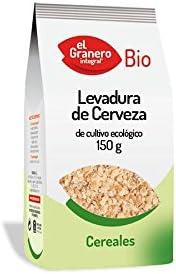 Levadura de Cerveza bio El Granero Integral 150 gramos
