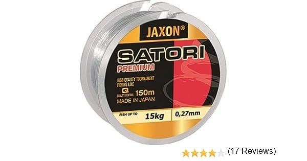 Jaxon Satori Premium - Sedal de pesca (150 m, 0,10 - 0,35 mm ...