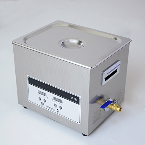 Liquor Industrial New Ultrasonic Metal Hardware Parts Medical Equipment Lab Science Cleaner Washer Supplies Machine 110V 240W 40KHZ 10L