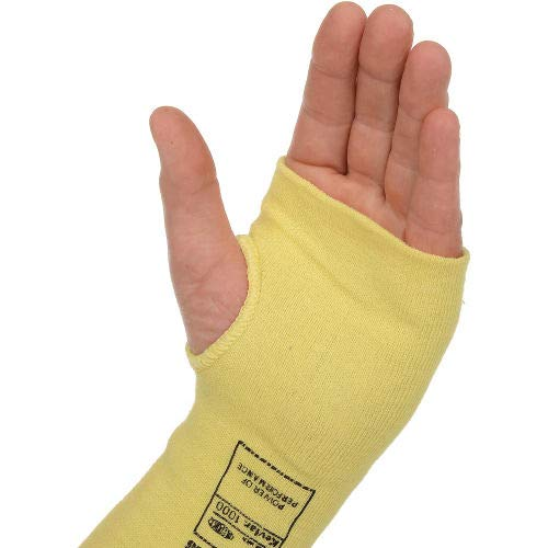 18'' Kevlar Sleeve With Thumb Slot, MEMPHIS GLOVE 9378T, (Pack of 10) (9378T)