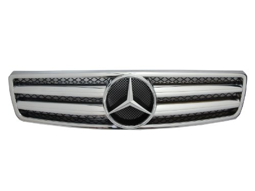 CABI W140/C140 CL-CLASS 1992 1999 - - Coupe 2D 2FIN GRILLE/GRILL for Mercedes-Benz