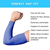 Cooling Arm Sleeves for Men & Women, Tattoo Cover
