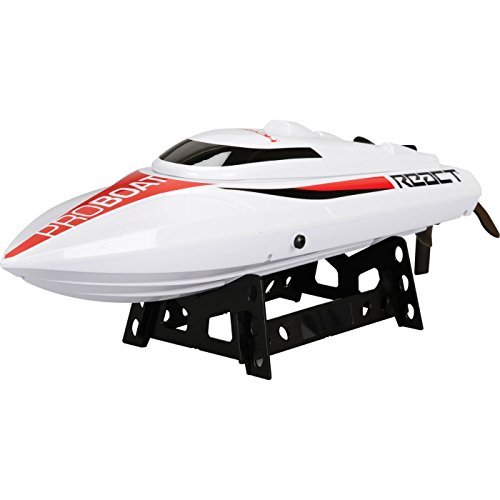 Pro Boat React 17-inch Self-Righting Deep-V Brushed: RTR RC (Pro Boat Rc Boats)