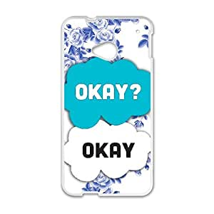 HTC One M7 Phone Case The Fault In Our Stars TS6111