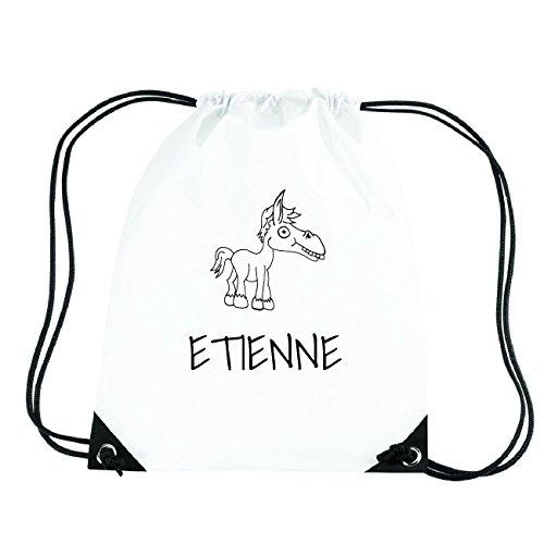 JOllipets ETIENNE Turnbeutel Sport Tasche PGYM5334 Design: Pferd U04itaHj