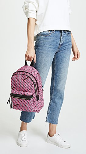 Backpack Gum Marc Bubble Pink Jacobs Medium Women's ZtPtBx