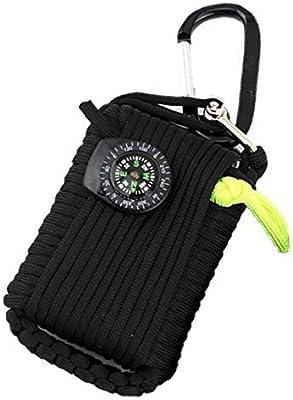 Kit de Supervivencia 29 en 1 - Incluyendo Cuerda de Emergencia ...