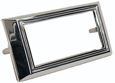 - Auto Metal Direct Side Marker Lens Bezel - LH or RH - 68 Camaro Chevelle; 68-69 Chevy II Nova Bel Air Impala