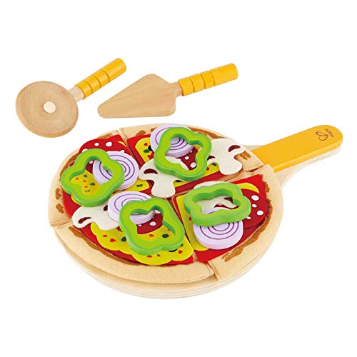 Hape Homemade Wooden Pizza