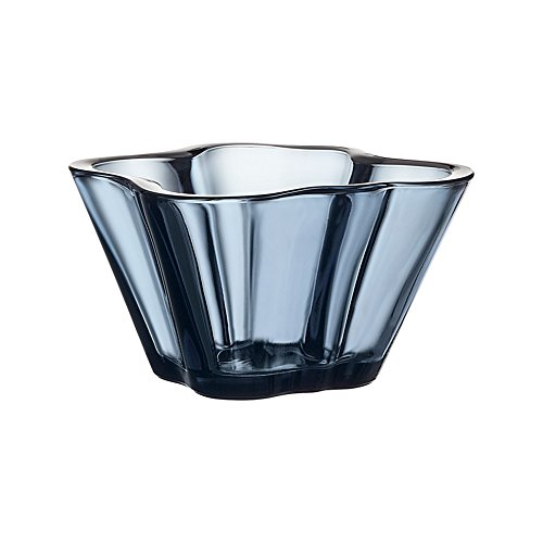 Iittala Alvar Aalto Collection Aalto Glass Bowl 75 mm, Rain