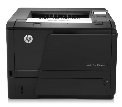2RC0065 - HP Laserjet Pro 400 M401DNE Laser Printer - Monochrome - 1200 x 1200 dpi Print - Plain Paper Print - Desktop ()