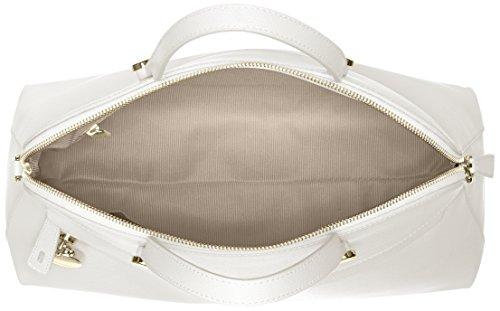 Sac bugatti blanc Furla de la collection Piper en cuir avec bandoulière