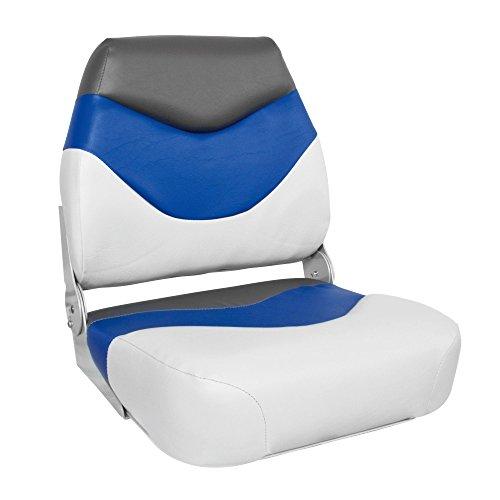 WatersideBootssitz Premium Blue Boat Seat