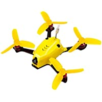 KING KONG 110GT PNP Brushless Racer Mini Quadcopter Indoor Four-alxe Aircraft 1105 Motor No Receiver