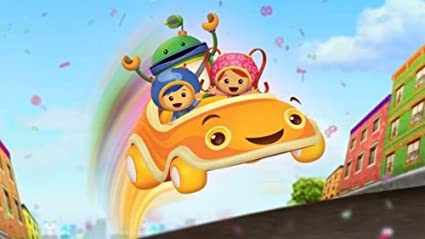 Image Unavailable Not Available For Color CAKEUSA Team Umizoomi And Car Party Birthday Cake Topper