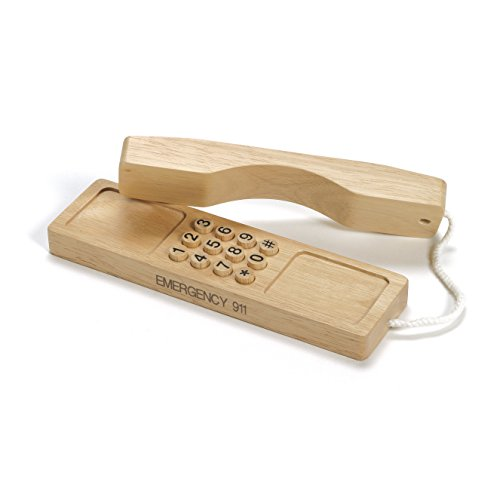 Learning Advantage 320 Wooden Learning Phone