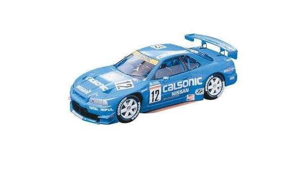 Amazon.com: Tamiya 1/24 Calsonic Nissan R34 Skyline GT-R 1999: Toys & Games