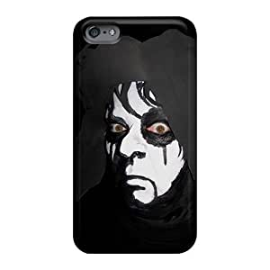 Best Hard Phone Covers For Apple Iphone 6 Plus With Custom Nice Alice Cooper Band Pattern