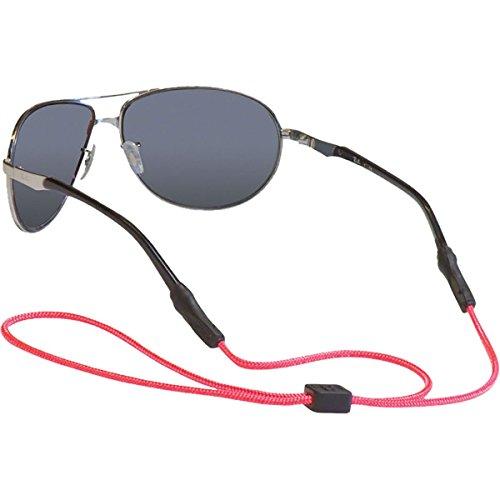 Chums 3mm Universal Fit Rope Eyewear Retainer rose vif