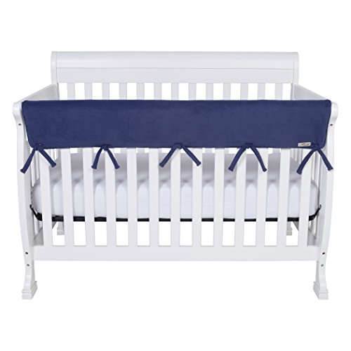 CribWrap Crib Wrap 3PC Rail Cover Bundle By Trend Lab - 1- 51