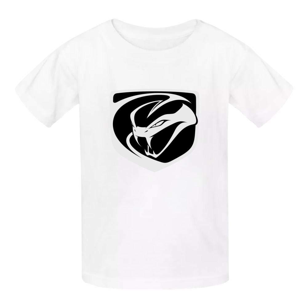 Yshoqq Kids//Youth T-Shirt VIP-er Logo Casual Short Sleeve Tees