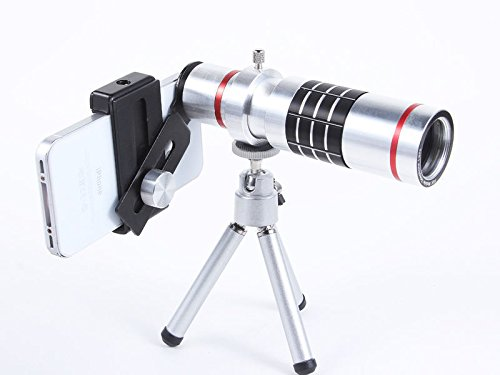 Galleon camkey 18x optical zoom universal smartphone telephoto