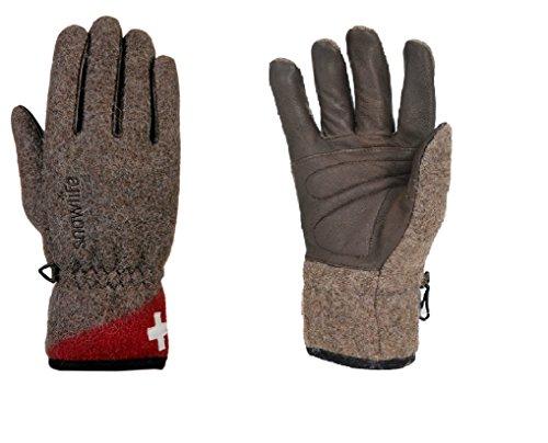 SNOWLIFE << Herren Handschuhe Skihandschuhe Snowboardhandschuhe, Gr.M/L