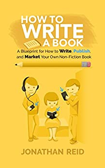 How Write Book Blueprint Non fiction ebook product image