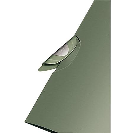 Leitz 41650094 Style Color Clip Professional satin//schwarz