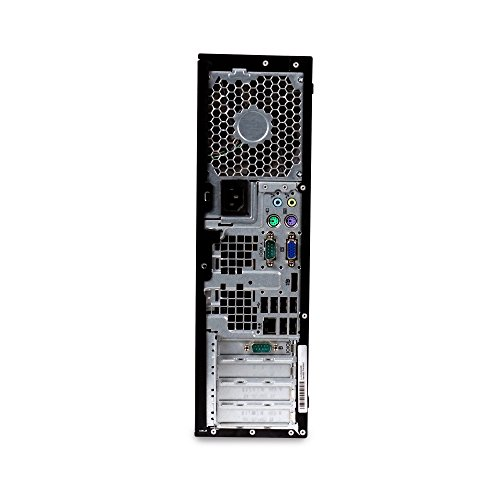 Review HP 8100 Desktop Computer