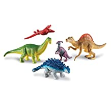 Learning Resources LER0837 Jumbo Dinosaurs 2 Expanded Set