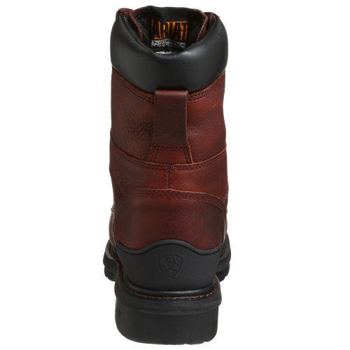 Ariat Menns Hermosa Xr 8 Arbeid Boot Redwood