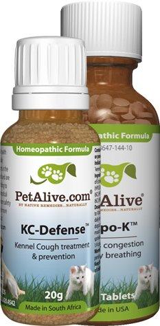 PetAlive Respo-K and KC-Defense ComboPack