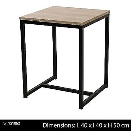 P38 Table basse / d\'appoint de jardin en acacia
