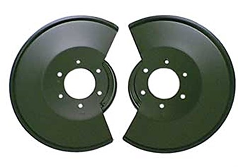 Omix-Ada 11212.02 Brake Rotor Splash - Dust Shields Caliper Brake