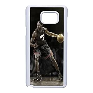 Samsung Galaxy Note 5 Cell Phone Case White LeBron James_002 Gift P0J0Z3-2396699