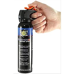 17 Percent Streetwise Pepper Spray 1lb. Unit Fire Master Top