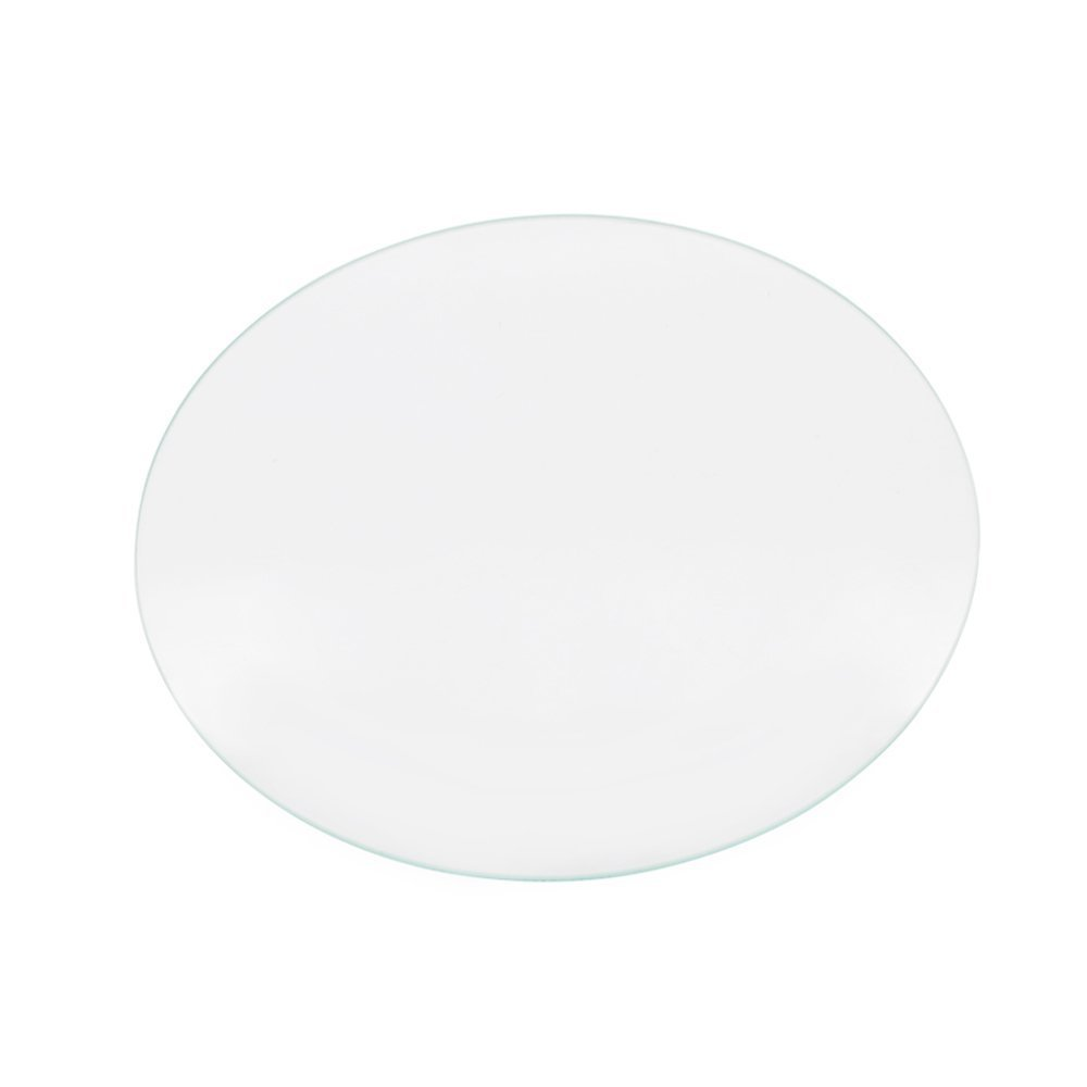 Iverntech Round Borosilicate Glass Plate 200 x 3 mm, 240 x 3 mm, 260 x 3 mm