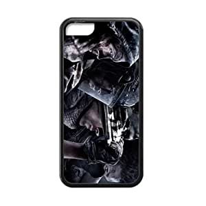 diy phone caseipod touch 5 Case, [ghosts] ipod touch 5 Case Custom Durable Case Cover for iPhone5c TPU case (Laser Technology)diy phone case