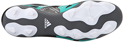 Zapatillas De Fútbol Adidas Performance Hombres X 15.4 Black / Shock Mint / White