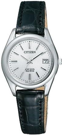 069d26a121 Amazon | [シチズン]CITIZEN 腕時計 EXCEED エクシード Eco-Drive エコ・ドライブ 電波時計 ペアモデル  EAD75-2941 レディース | セール | 腕時計 通販
