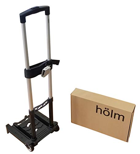 Holm Airport Car Seat Stroller Travel Cart and Child Transporter - A Carseat Roller for Traveling. Foldable, storable, and stowable Under Your Airplane seat or Over Head Compartment. by hölm (Image #2)